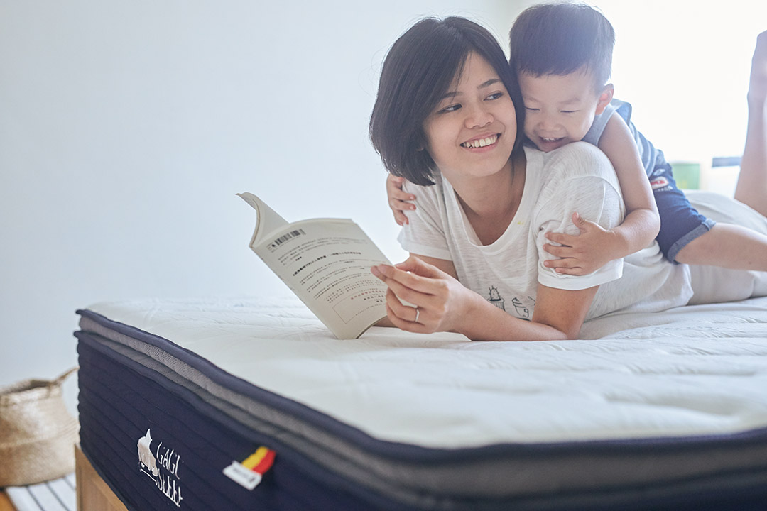 好物推薦|終於讓我找到命定床墊,選對了睡覺才能好好充電|GAGU 比利時冰山床