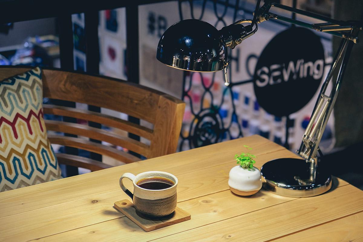 台北咖啡|大直站不限時咖啡,文創再生空間內品咖啡、嚐手工甜點|B.J. Love Cafe