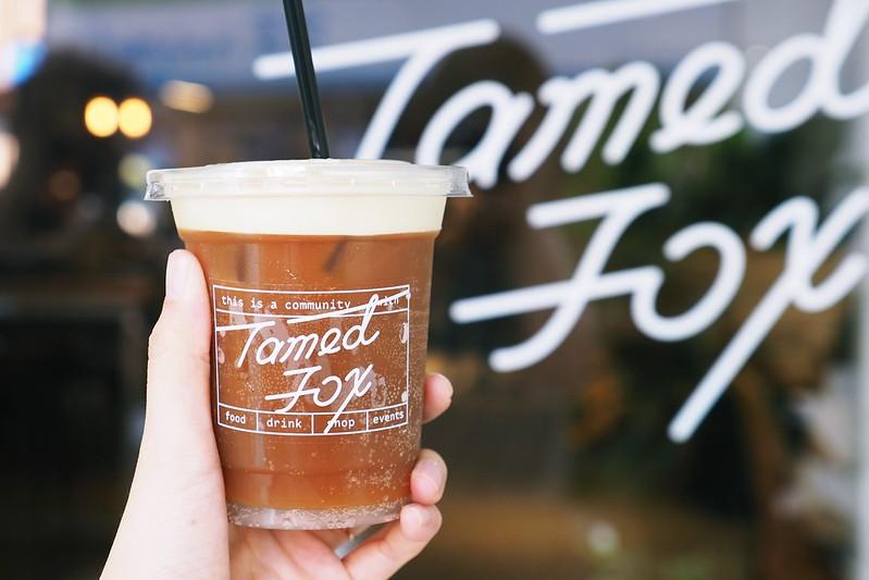台北咖啡 TAMED FOX 美女營養師靠手做美味馴服你,吃得健康才是新潮流