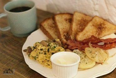 【台北・美食】天母西路上不能錯過的美式早午餐,早晨就該這樣小奢侈一下| Sprout 初芽